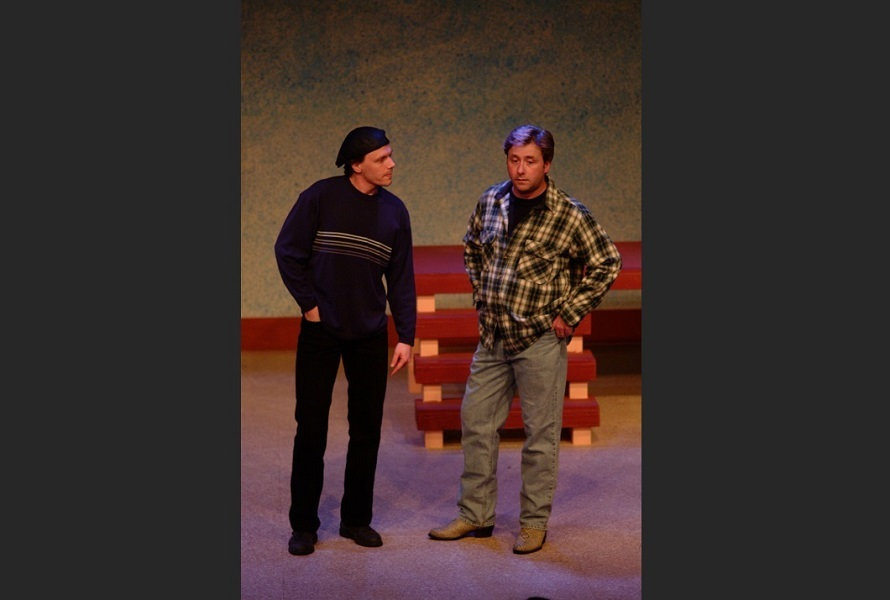 Geoff Fiorito, actor, stage, play, The Laramie Project