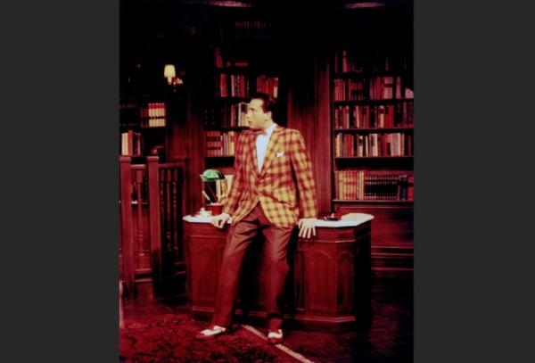 As Eddie in THE MUSICAL COMEDY MURDERS OF 1940 | Photo: Ted Macke