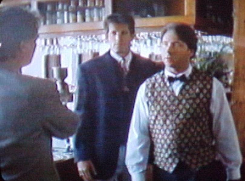 Geoff Fiorito, actor, on camera, television, episodic, CBS, Nash Bridges