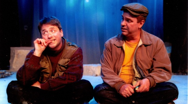 Geoff Fiorito, actor, stage, play, Neville's Island
