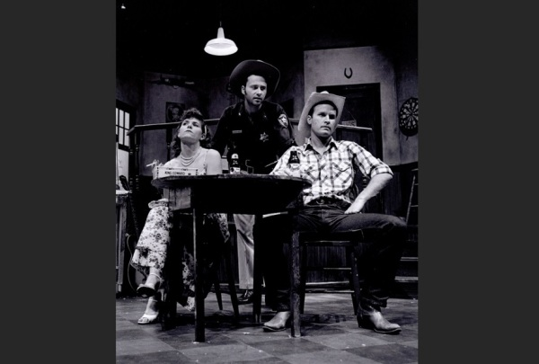 Geoff Fiorito, actor, stage, play, The Night Hank Williams Died