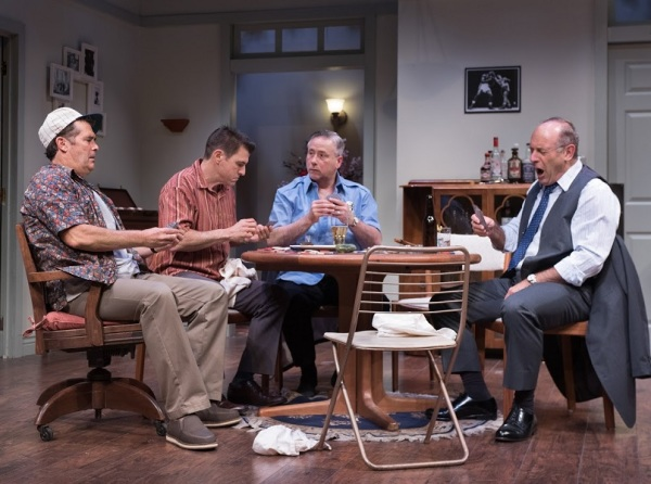 As Murray in THE ODD COUPLE | Photo: Steve DiBartolomeo