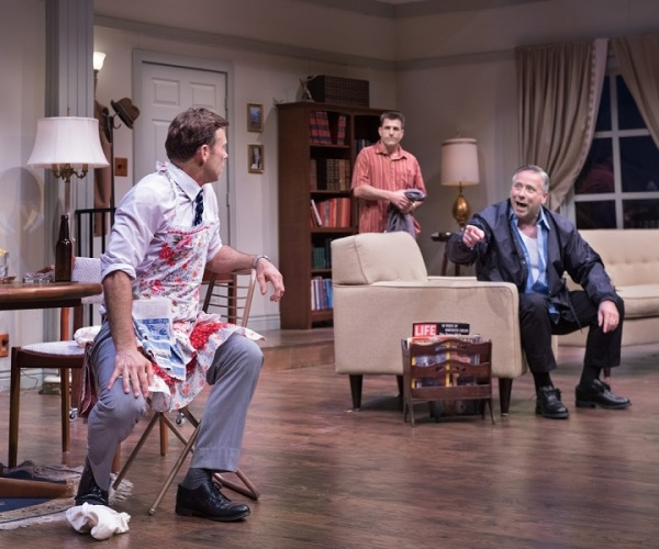 Geoff Fiorito, actor, stage, play, The Odd Couple