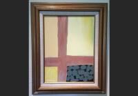 art, painting, acrylic, Geoff Fiorito, Jeff Fiorito, St. Etienne