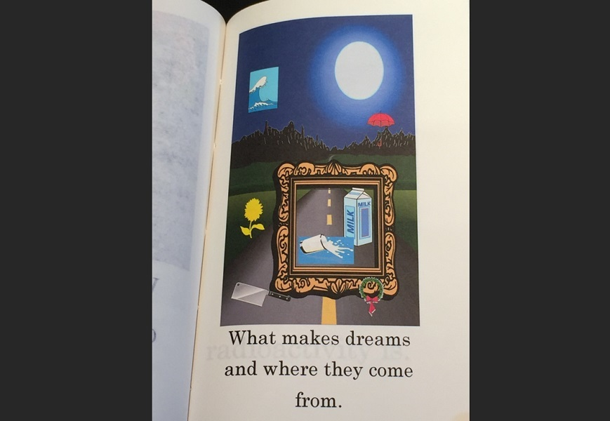 art, book, handmade, Geoff Fiorito, Jeff Fiorito, Things I Can't Explain To A Child
