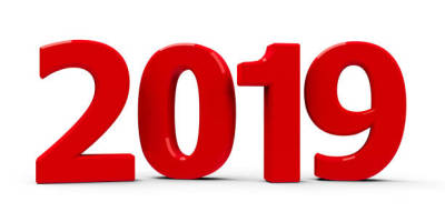 Looking forward to 2019