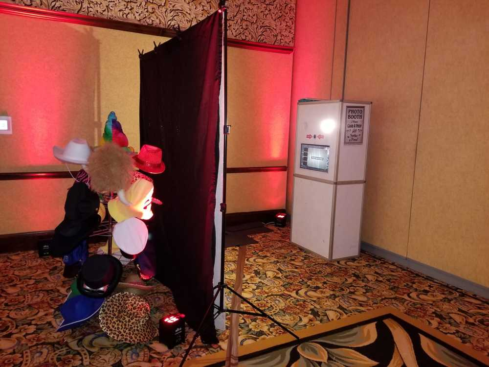 Photo Booths are great for Corporate Events