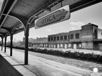 Union Station, Utica, N.Y.
