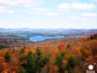 Walking Around With a Camera: Photos from the Top of McCauley Mountain