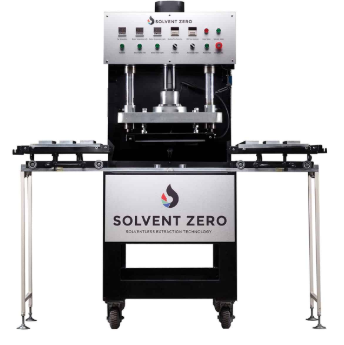 Facts To Have In Mind About Solventless Extraction Machine