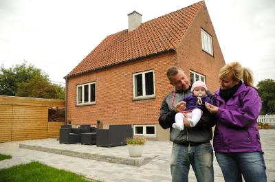 Villa sikring - for en sikkerheds skyld