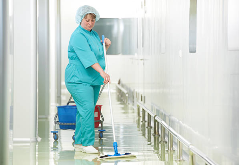 The Benefits of Using Cleaning Services