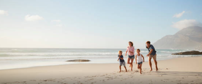 Looking for the Fun and Practical Family Vacation?