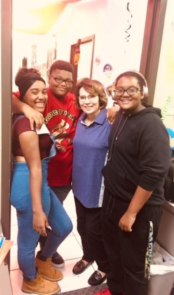 Mrs. Lowe & A Few Favorites