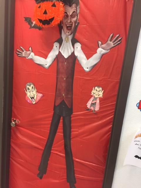 Dracula Door
