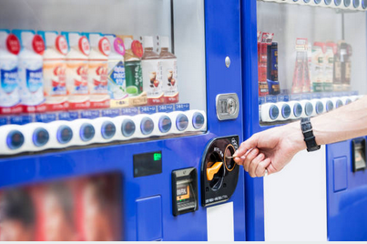 The Vending Machine Franchise that is Right for You