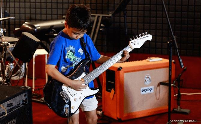 lead guitar lessons