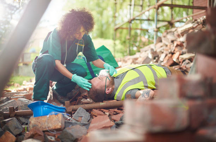 The Causes and the Prevention of the Construction Site Accidents