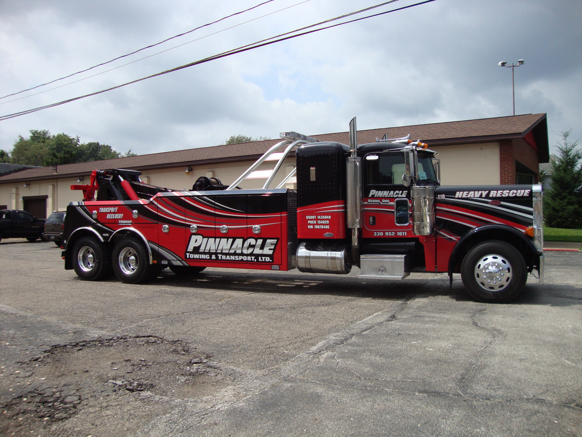 Pinnacle Towing
