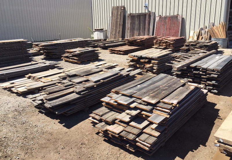barn wood San Luis Obispo