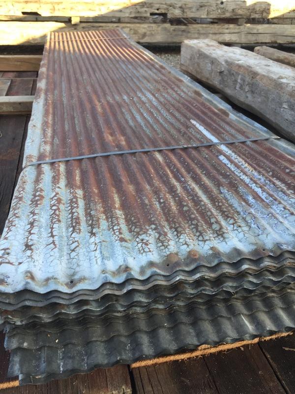 Corrugated Tin