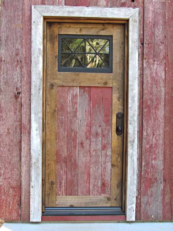 Barn Man Door