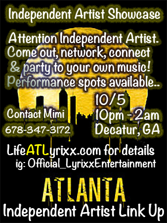 Independent Artist Link Up