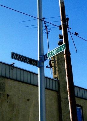 Corner of Wayne & Clapier Streets, Philadelphia, PA