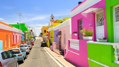 улицы города кейптаун