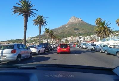 дороги кейптауна