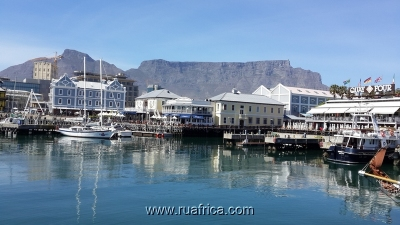 кейптаун порт