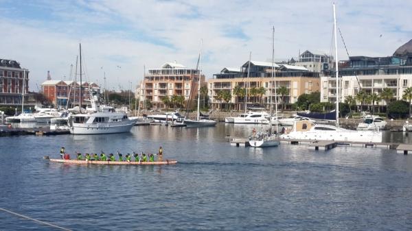 Кейптаун, V&A Waterfront
