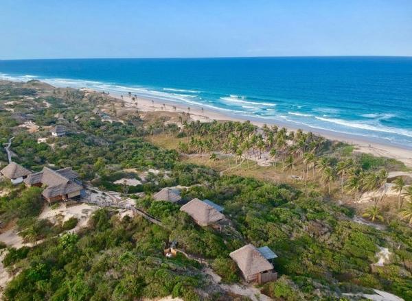 пляжи Мозамбика