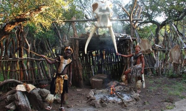 племена зулу
