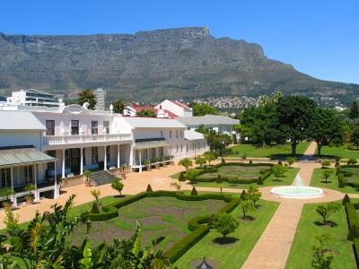 столовая гора кейптаун
