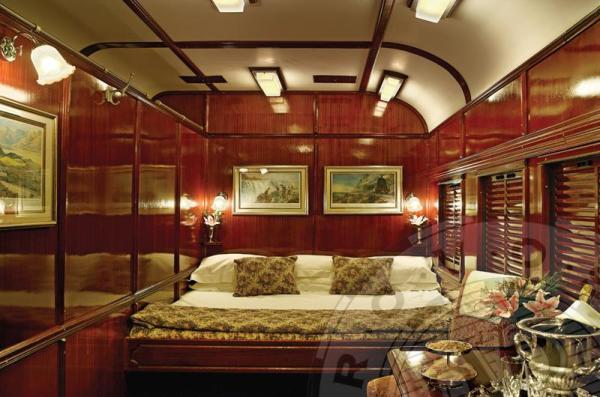спальный поезд юар