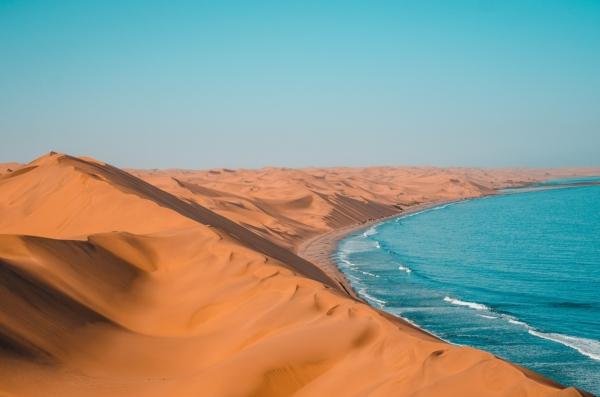 Намиб пустыня, Сендвич Харбор