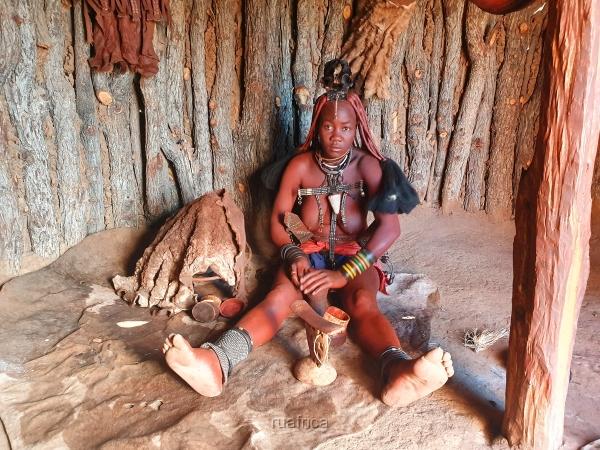 Племена Химба