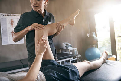 Physical Therapy Sessions Restore Movement
