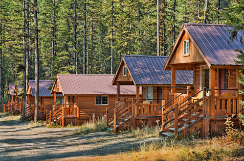 Choosing a Cabin to Rent