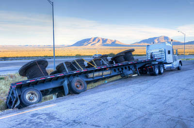 Semi-Truck Accidents - What To Do After It Happens