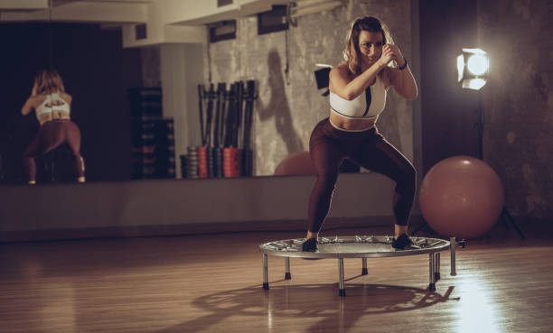 Benefits of Undertaking Rebounding for Exercise