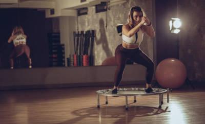 Benefits of Undertaking Rebounding for Exercise