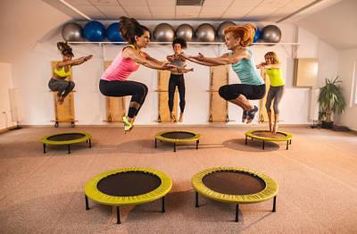 Benefits of Trampoline Exercises