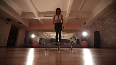 Rebounding for Exercise