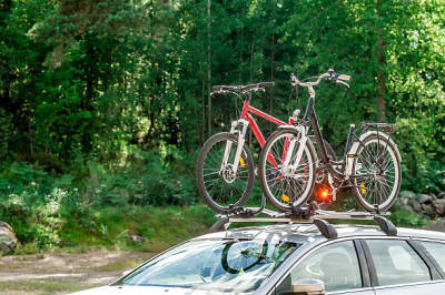 Using Bike Racks For Transporting Your Bicycle
