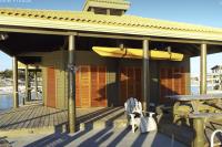 Boat House painting in Orange Beach AL