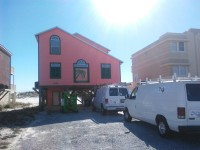 Painting Beach House In Gulf Shores AL
