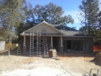 Exterior New home painting