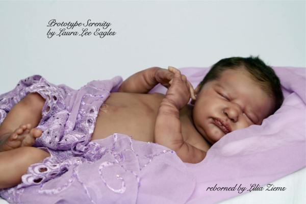 baby Serenity By :L.L.E